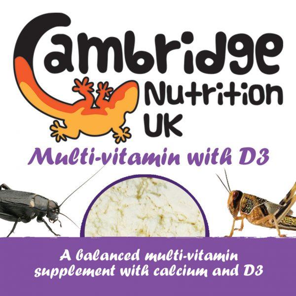 Cambridge Nutrition UK Multi-Vitamin